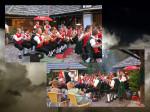 de Musik Kapelle Reisach brengt gezelligheid