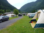 staplaatsen Camping Mountain Camp Pitztal