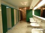 mooi en schoon sanitair