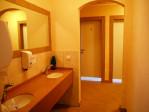 het schitterende sanitairgebouw