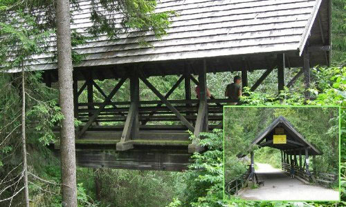 Zomaar een brug onderweg, zonder verdere bezienswaardigheden