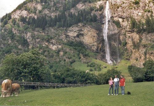 De Fallbach waterval