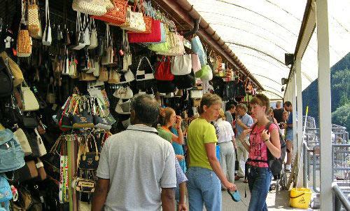 Leermarkt in Tarvisio