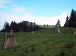 de Steinkreise, die Megalithen von Bürserberg