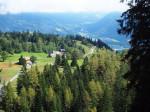 over de mooie Alpe boven Bürserberg
