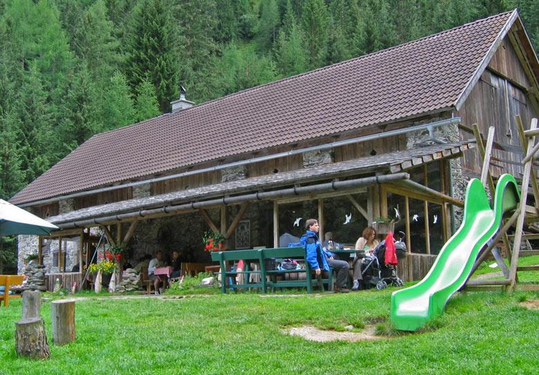 De Kochlöffelhütte