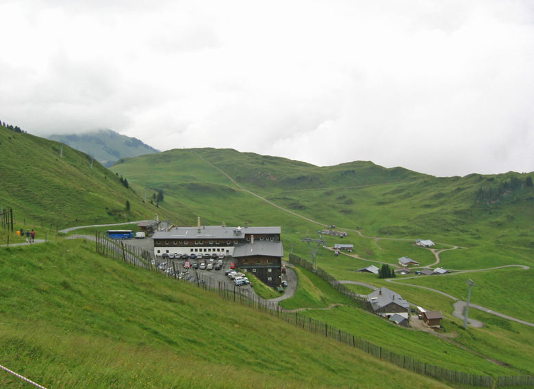 Het Alpenhaus Kitzbüheler Horn