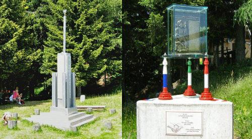 monumenten in Slovenië