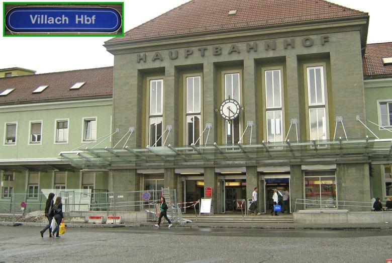 Villach-Hauptbanhhof