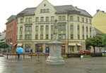 Haubtbahnhof plein