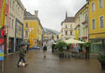 winkelstraat Villach