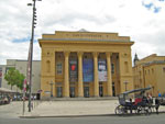 het Landestheater van Innsbruck
