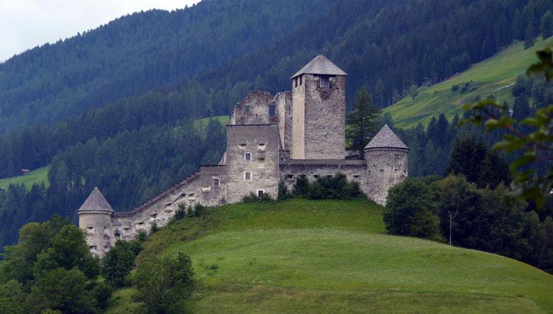 Schloss vlak voor Silian