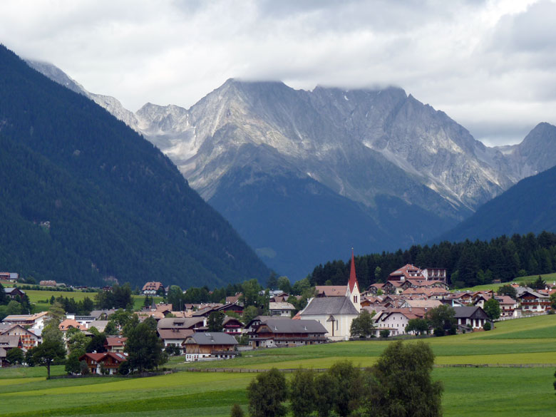 het prachtige Antholztal