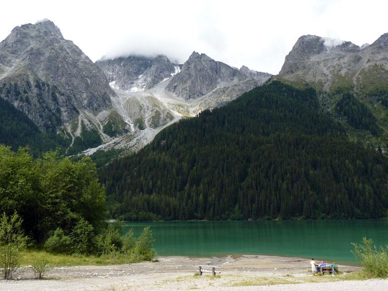 kijkje bij de Antholzersee
