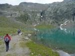 panorama rondwandeling om de Weisssee