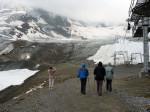 de Weissseeferner Gletscher
