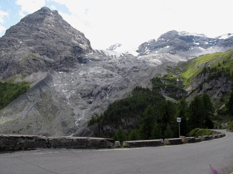 Bergtoppen van de Silvretta