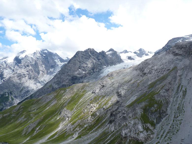 gletsjergebied Stilfser Joch