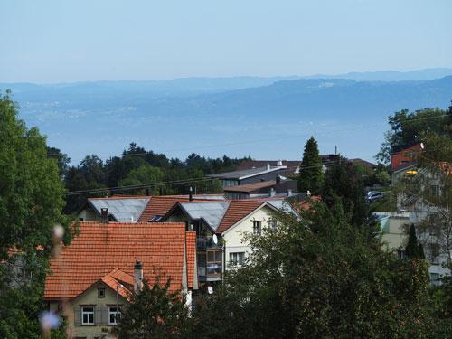 in de buurt van St. Gallen