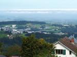 uitzicht op de Bodensee vanuit Speicher