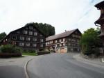 rond het centrum van Schwarzenberg