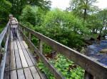 verder over het oeverpad van Loch Lomond
