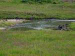 extra wandeling langs de Orchy naar Loch Tulla, een prachtig gebied