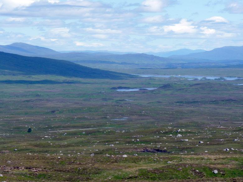 Rannoch Moor, 50 vierkante mile verlatenheid