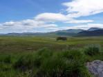 een kaal leeg en stil landschap, een bijzondere ervaring