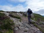 de laatste hoogtemeters tot de top