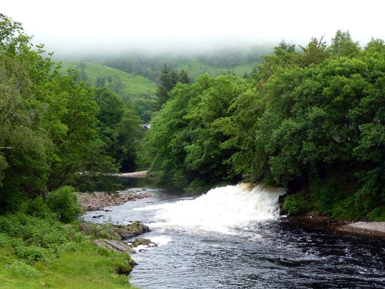 water uit het Blackwater Reservoir