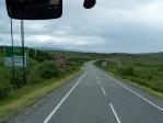 onderweg aan de verkeerde kant van de weg, een vreemd gevoel