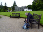 het Clan Donald Armadale Castle