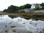 foto's vanaf Isle of Skye bij eb
