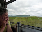 treinreis van Fort William naar Glasgow