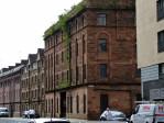 Glasgow, op weg naar het People Palace aan de Clyde