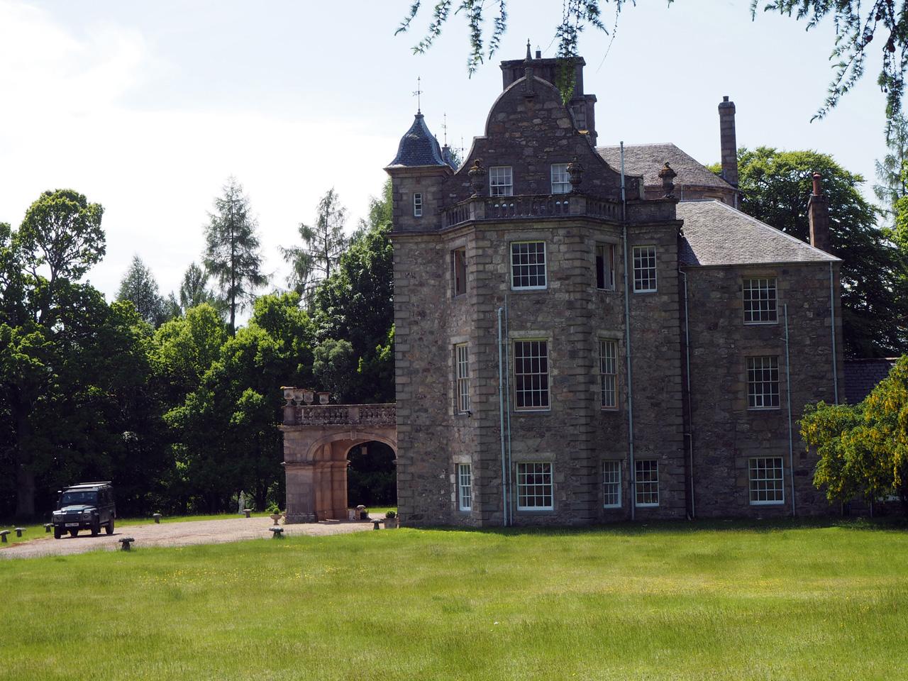 het Arndilly House