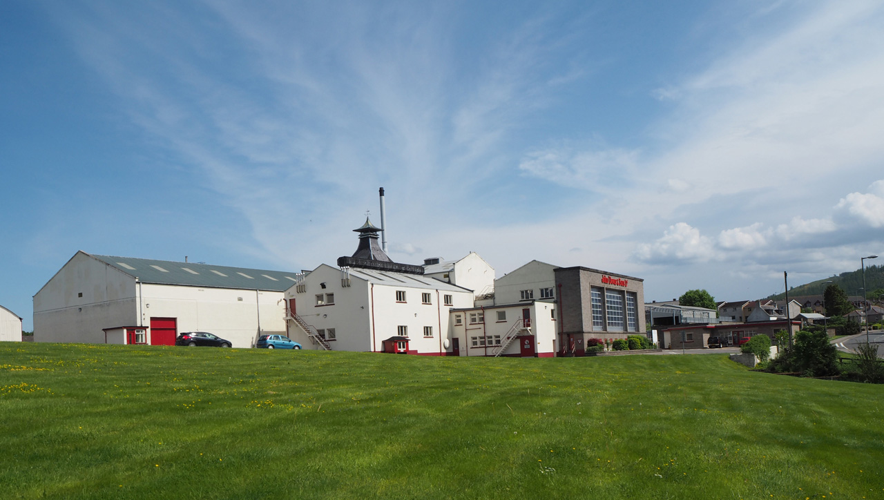 The Craigellachie Whisky Distillery