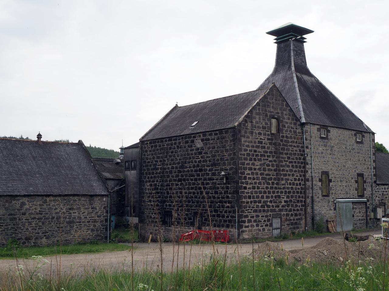 oudste Whiskey opslagplaatsen van Balvenie