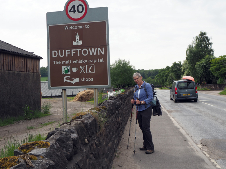Dufftown, the Capital of malt Whisky