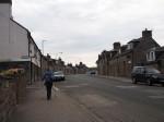 het dorpscentrum van Dufftown