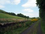 fraai Schots landschap tussen Blacksboat en Ballindalloch