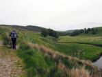 eindelijk de Schotse heuvels in