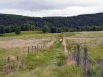 de heuvels en bergen bij Ballindalloch
