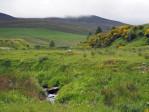 we zijn in het Cairngorm National Park aangekomen
