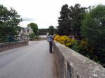 het leuke dorpje Nethy Bridge