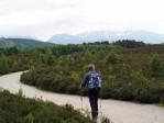 heerlijk wandelen over de bergrug