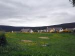 de eerste huizen van Aviemore
