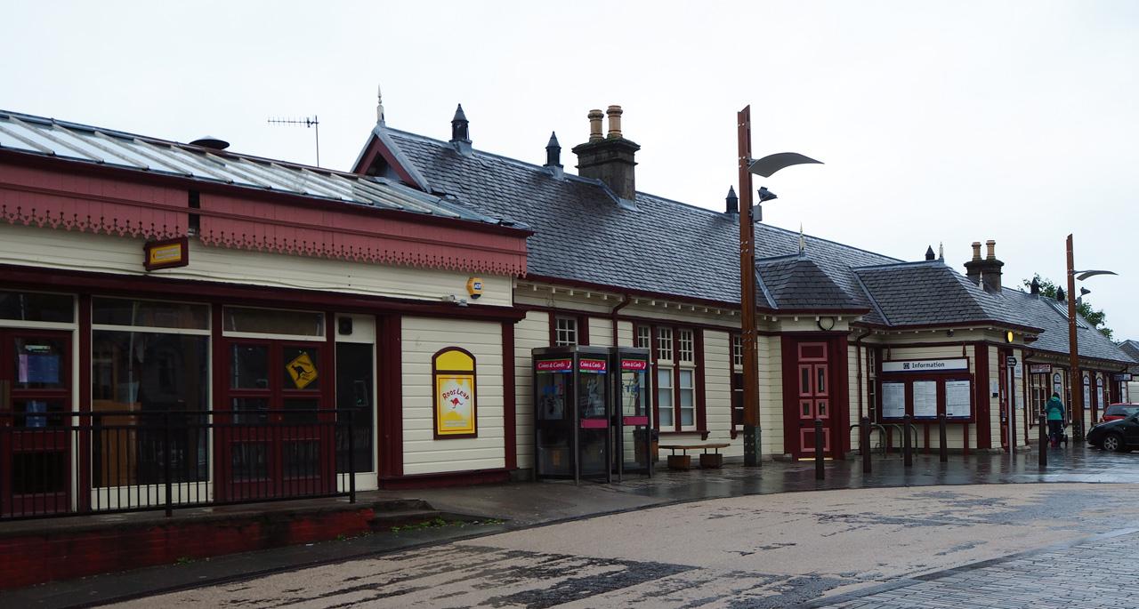 Trainstation Aviemore
